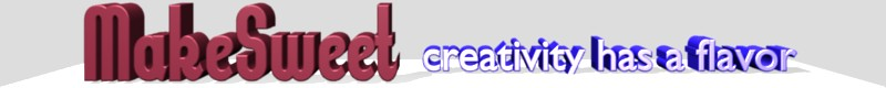 MakeSweet: creativity has a flavor